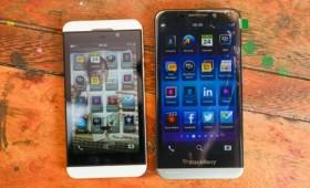 Сравнение: BlackBerry A10 и Z10