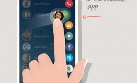 Объедини все мессенджеры с помощью Drupe на Android