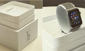 Как будут упакованы Apple Watch