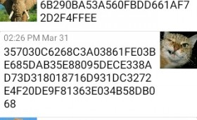 SMS Encryption шифрует СМС на Android