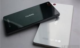 ZTE Nubia Z9 — экран без рамок