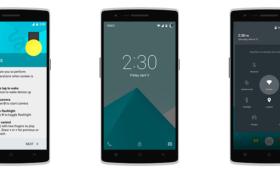 Инструкция по установке OxygenOS на OnePlus One