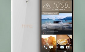 HTC анонсировала фаблет One E9+