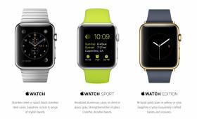 Apple Watch поступят в продажу в Швейцарии только в конце года