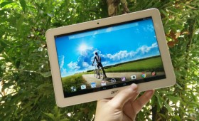 Новый Acer Iconia Tab 10 на Lollipop