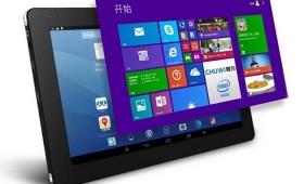 Планшет Chuwi Vi10 сможет работать на Windows и Android