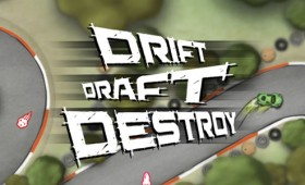 Новые гонки Drift Draft Destroy