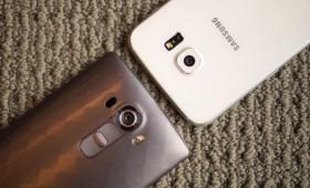 LG G4 vs Samsung Galaxy S6 — 5 показателей