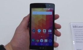 Стартовали продажи LG Leon с Android 5.0