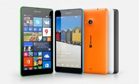 Тест камер на Microsoft Lumia 435 и Lumia 535