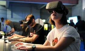 Oculus Rift и рабочий стол Windows