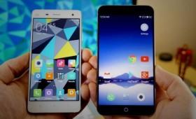 Xiaomi Mi5 vs Meizu MX5