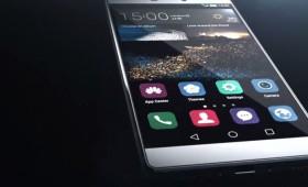Huawei показала новые смартфоны P8 и P8 Max