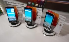Новые смартфоны среднего класса от LG