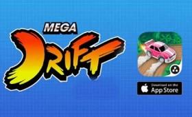 Mega Drift — умеете дрифтовать ?