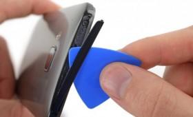 HTC One M9 — ремонтопригодность