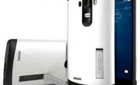 Много чехлов Spigen для неанонсированного LG G4