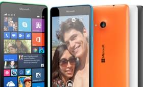 Вышло обновление для Microsoft Lumia 535