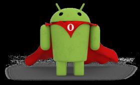 Android версия Opera Mini поменяла внешний вид