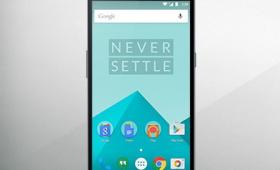 OnePlus One получил обновление на базе Android 5.0.2