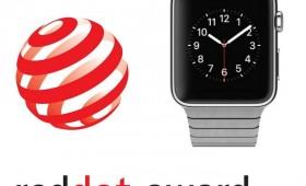 Apple Watch отметили дизайнерской премией