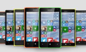 Windows 10 для смартфонов уже в эту пятницу