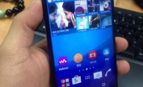 Sony Xperia Z4 — новые фото со всех сторон