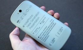 Белый YotaPhone 2 — обзор и видео