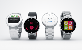 Alcatel OneTouch Watch — обзор
