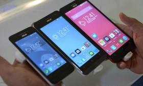 ASUS Zenfone 2 появился в России
