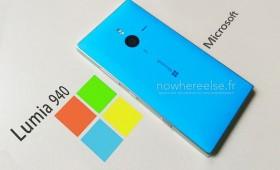 Характеристики флагманов Microsoft Lumia 940 и 940 XL