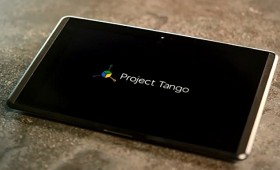 Google Project Tango доступен в Google Store