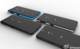 Смартфон похожий на iPhone 6, только лучше от ZTE