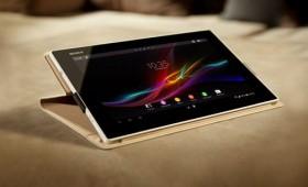 Sony Xperia Z4 Tablet — ожидаем релиз