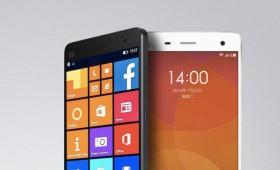 Windows 10 на Xiaomi Mi4