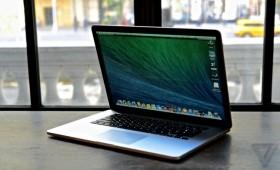 Обновленный Apple MacBook Pro 15 на видео