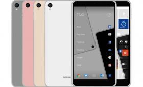 В сети появились изображения Nokia C1