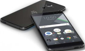 DTEK60 —  новый флагманстал от BlackBerry