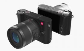 Беззеркальная камера XiaoYi M1 под брендом Xiaomi