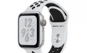 Предварительный заказ Apple Watch Series 4