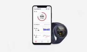 Huami Amazfit Verge — часы с GPS, NFC и пульсометром
